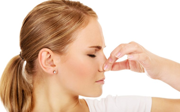 ovarian cancer and smell